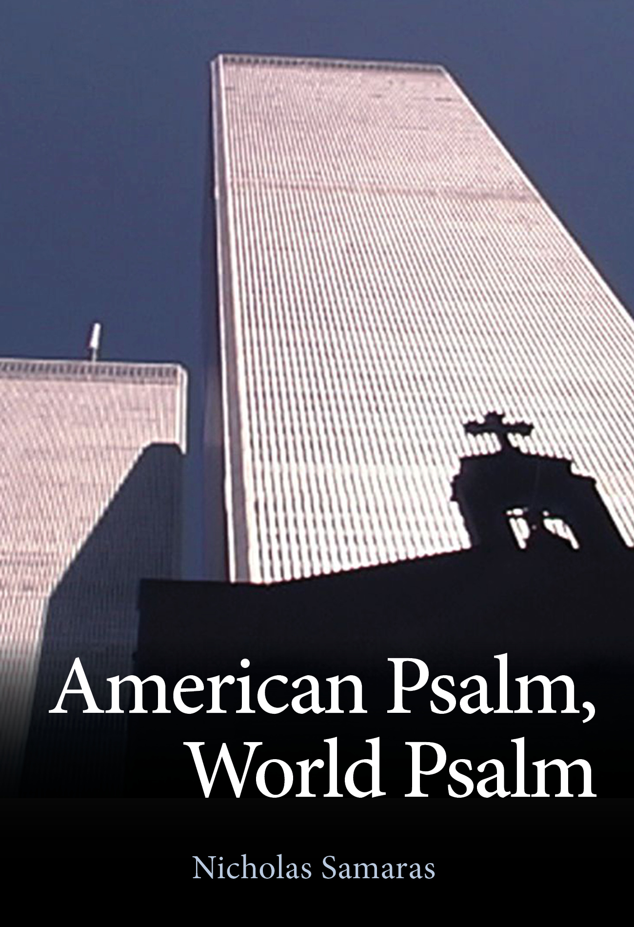 Interview with Author Nicholas Samaras